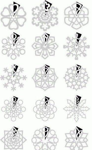 Schneeflocke Aus Papier Selbst Gemacht Toughguysproductions