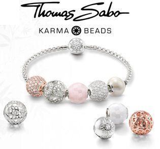 Win a beautiful Thomas Sabo Karma Beads bracelet worth €200 from Matthew  Stephens | image