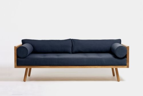 Wood Framed Sofas // A Round Up