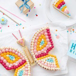 Photo of Schmetterlingskuchen zum Kindergeburtstag
