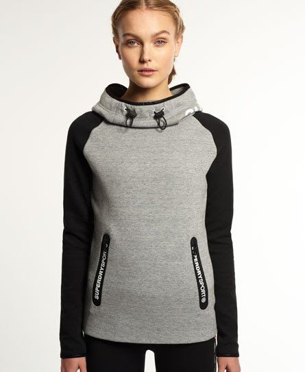 Superdry Gym Tech Cowl Hoodie | Hoodies, Superdry fashion