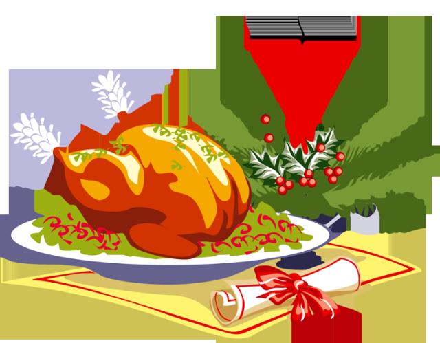 christmas dinner clipart - Google Search | Christmas ...