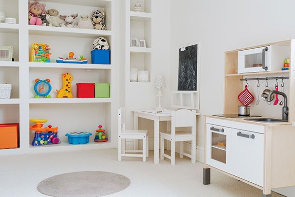 space saving garage garage conversion playroom garage conversions pinterest