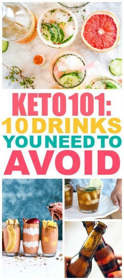Photo of 7 Dinge, die Sie niemals auf der Keto-Diät trinken sollten