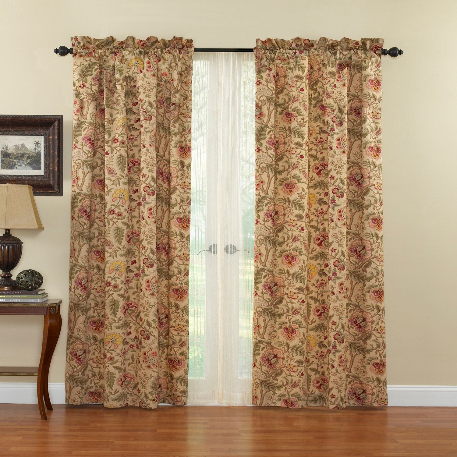 Overstock Com Online Shopping Bedding Furniture Electronics Jewelry Clothing More Panel Curtains Waverly Curtains Curtains Living Room