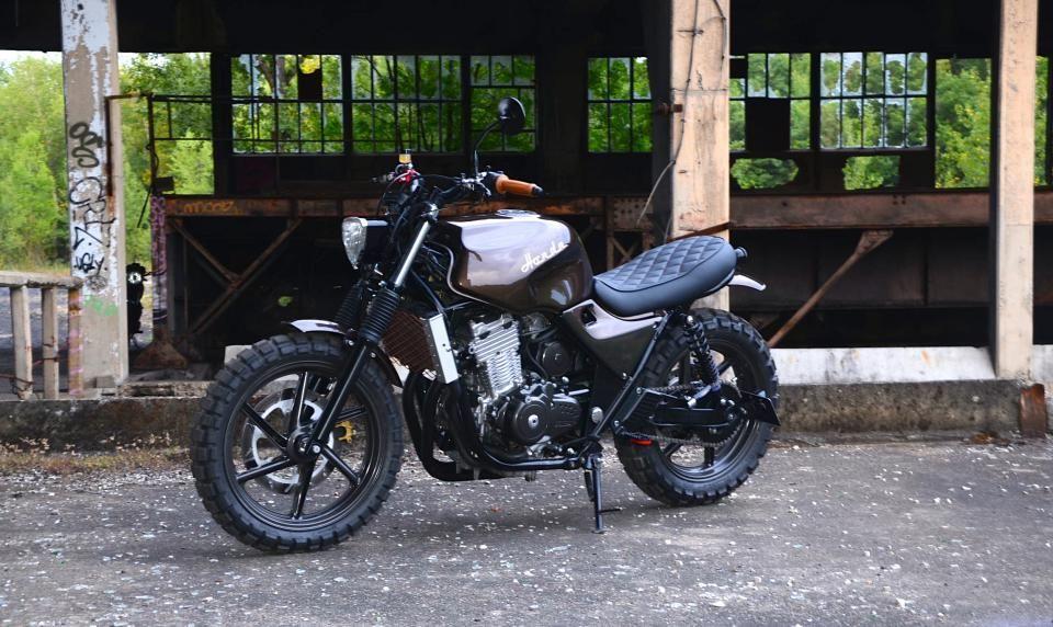 cbf500 scrambler tracker motosikletler honda cb 500. Black Bedroom Furniture Sets. Home Design Ideas
