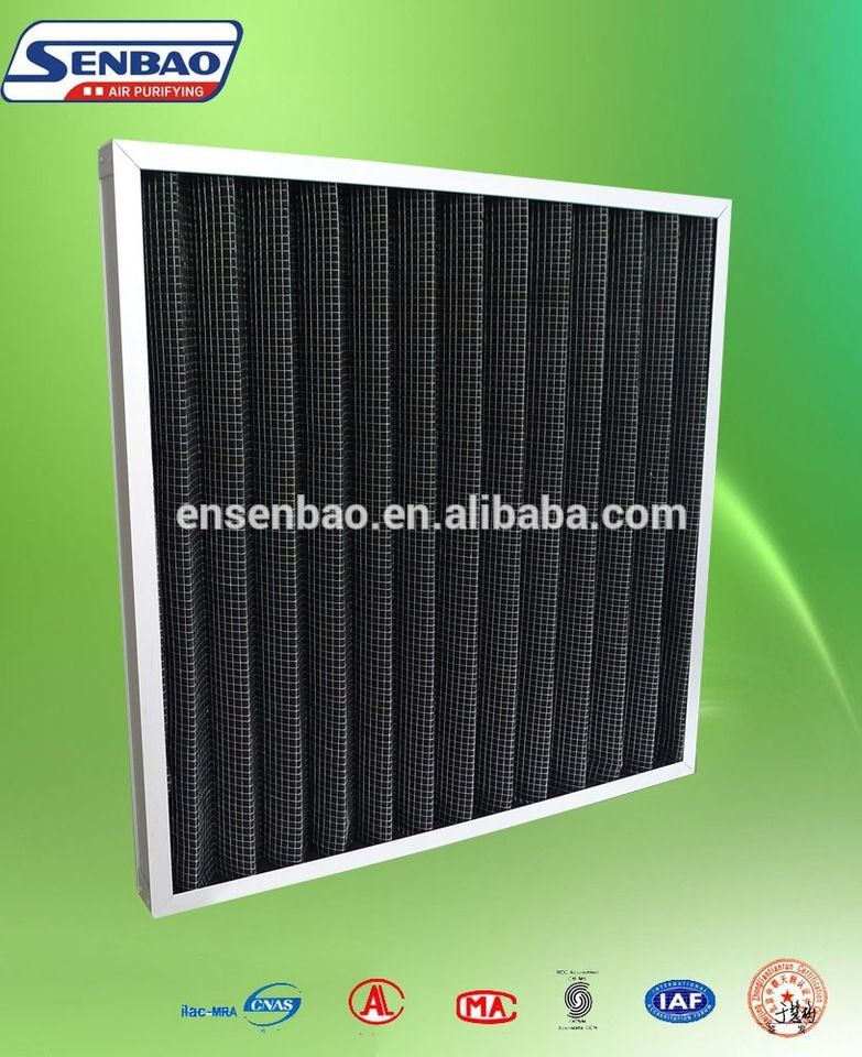 Air Handling Systems Industrial Smoke Activated Carbon