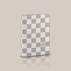 Passport Cover via Louis Vuitton