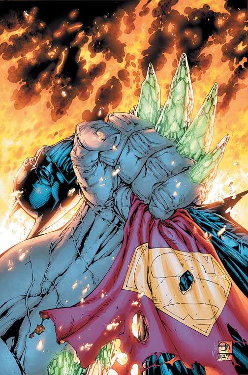 Superman & Batman vs Doomsday by Shane Davis