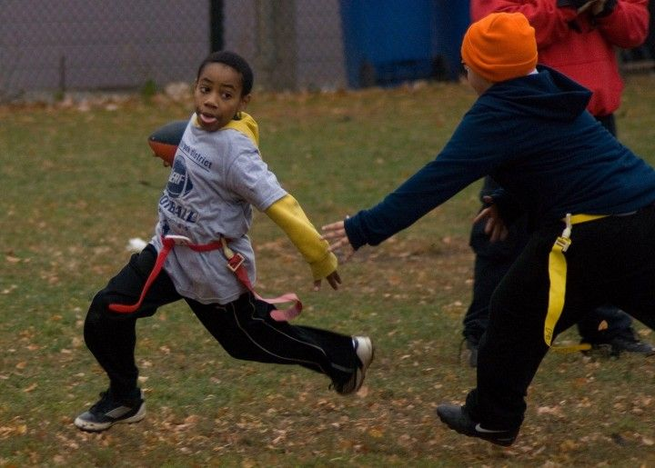 Seasonal Sports Exercise For Kids Chicago Events Flag Football