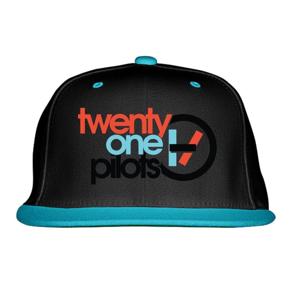 Twenty One Pilots Embroidered Snapback Hat  3d0c179fbb3