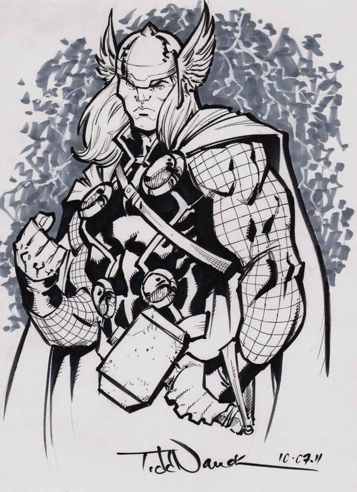 THOR by TODD NAUCK