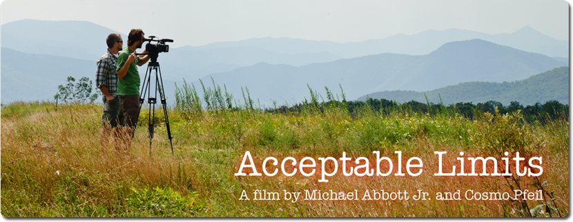 About The Film Acceptable Limits A Film By Michael Abbott Jr And Cosmo Pfeil Film Michael Junior