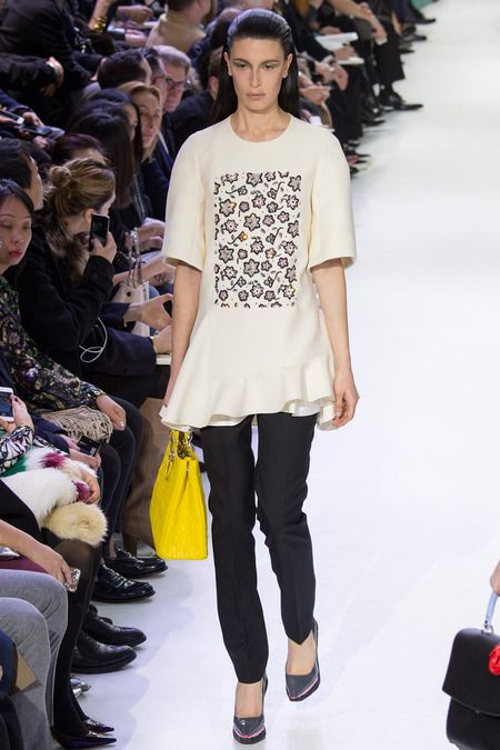Christian Dior | Fall 2014 Ready-to-Wear Collection | Style.com