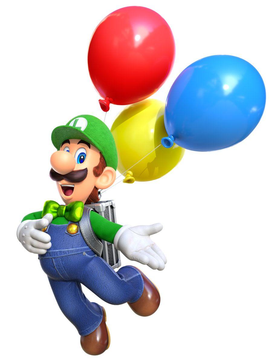 Luigi From Super Mario Odyssey Mario Super Mario Luigi