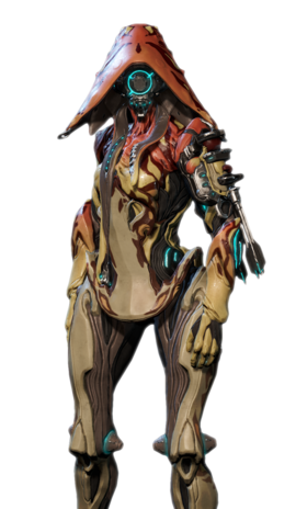 Ivara Warframe Art Warframe Characters Alien Design Possessing a higher energy capacity and shield capacity, as well as an additional polarity. pinterest