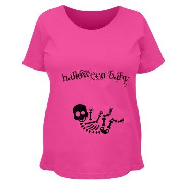 9ae15f9c Maternity Halloween Tees | Halloween Themed Tshirt for Pregnant Women