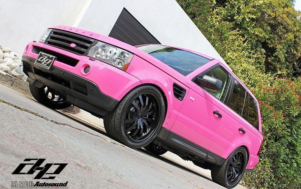 Pink Range Rover #pinkrangerovers Pink Range Rover #pinkrangerovers Pink Range R... , #pink #pinkrangerovers #Range #Rover #pinkrangerovers