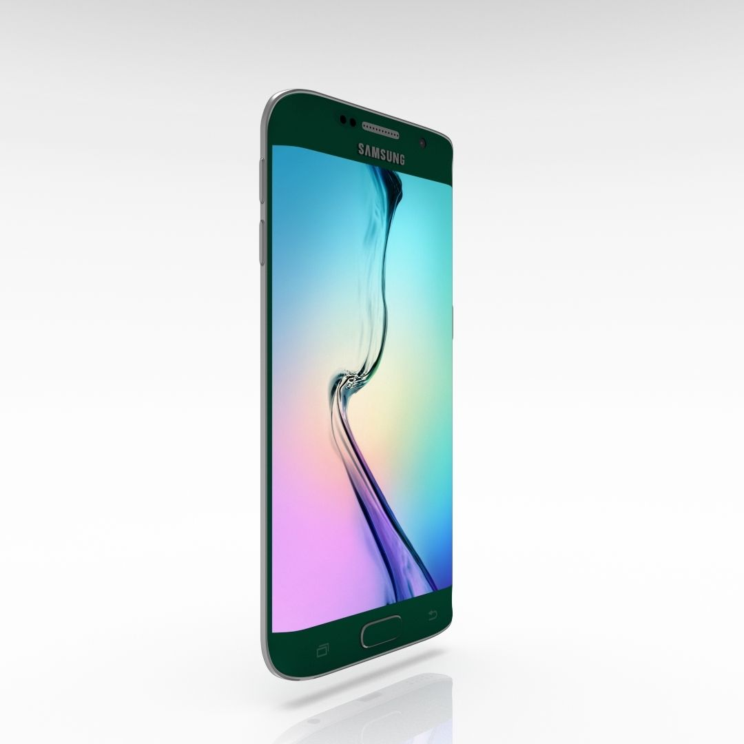 Samsung Galaxy S6 Edge Emerald Green Galaxy Samsung Green Emerald Samsung Galaxy S6 Edge Samsung Galaxy S6 Galaxy