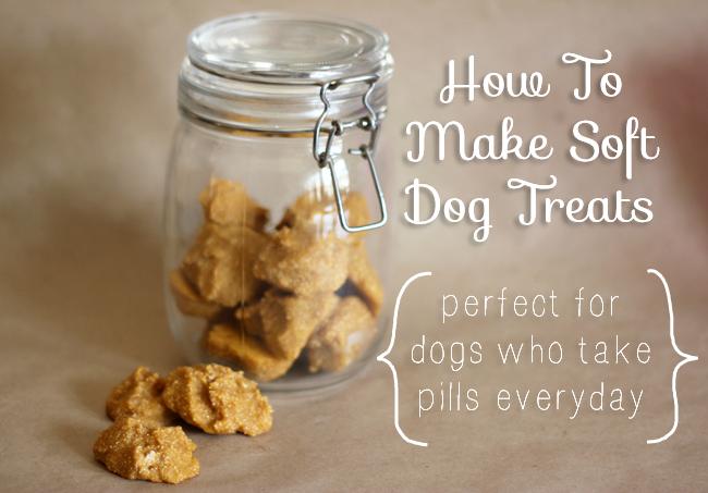 Recipe Dog Treats