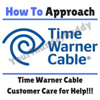 customer service time warner