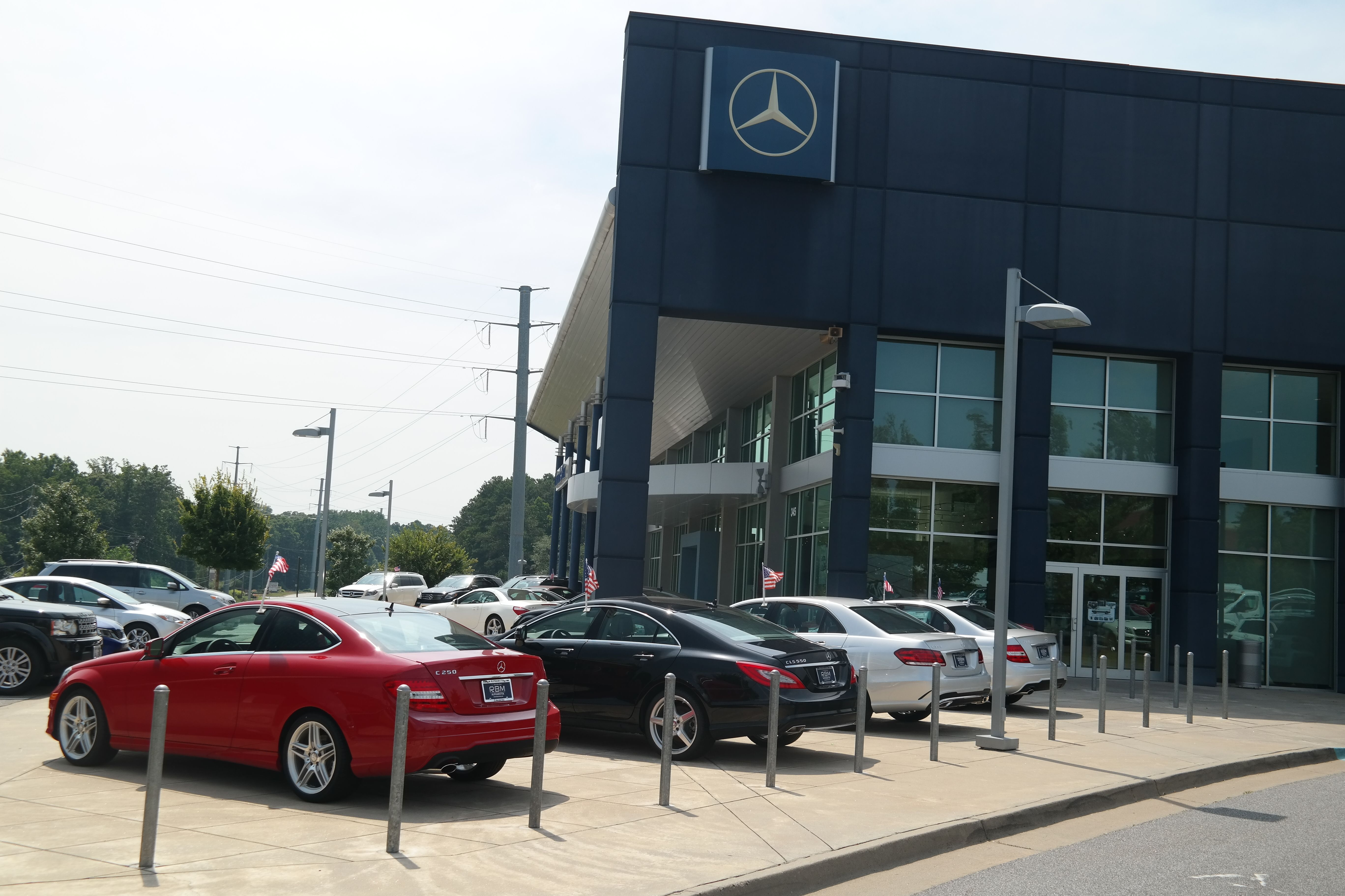Rbm Of Alpharetta With Images Used Car Dealer New And Used Cars Mercedes Benz