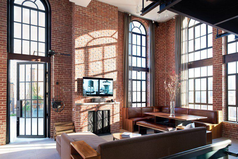 NYC Water Tower Apartment   Penthouse Tour Good Ideas