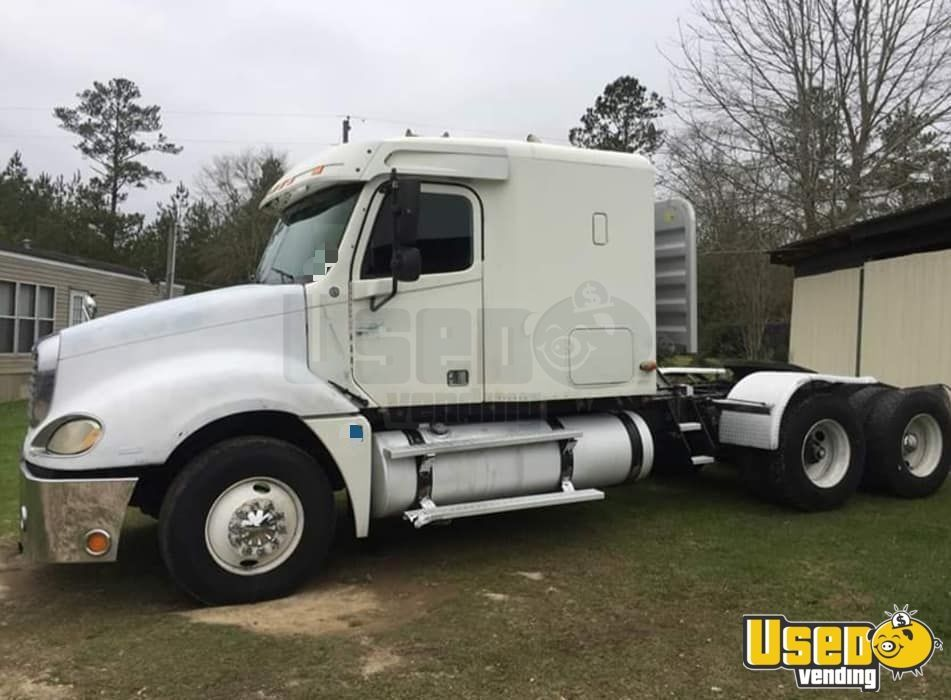 Great Running 2003 Freightliner Columbia Sleeper Semi Truck For Sale In Louisiana In 2020 Semi Trucks For Sale Trucks For Sale Freightliner