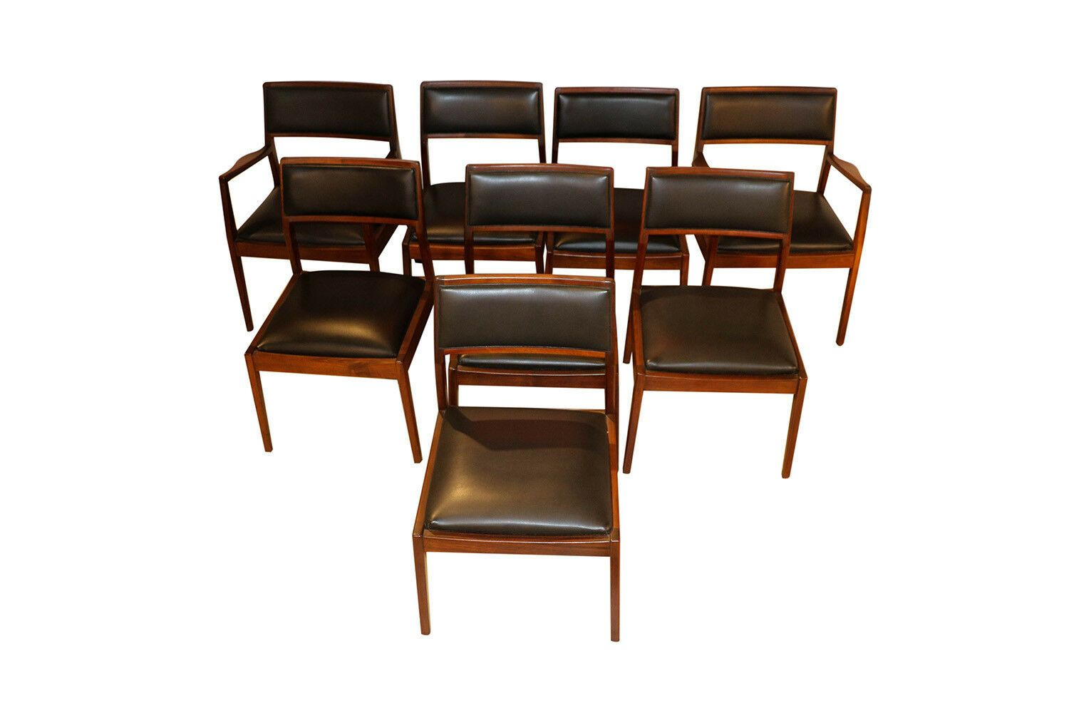 Set Of Foster Mcdavid Dining Chairs With Images Dining Chairs