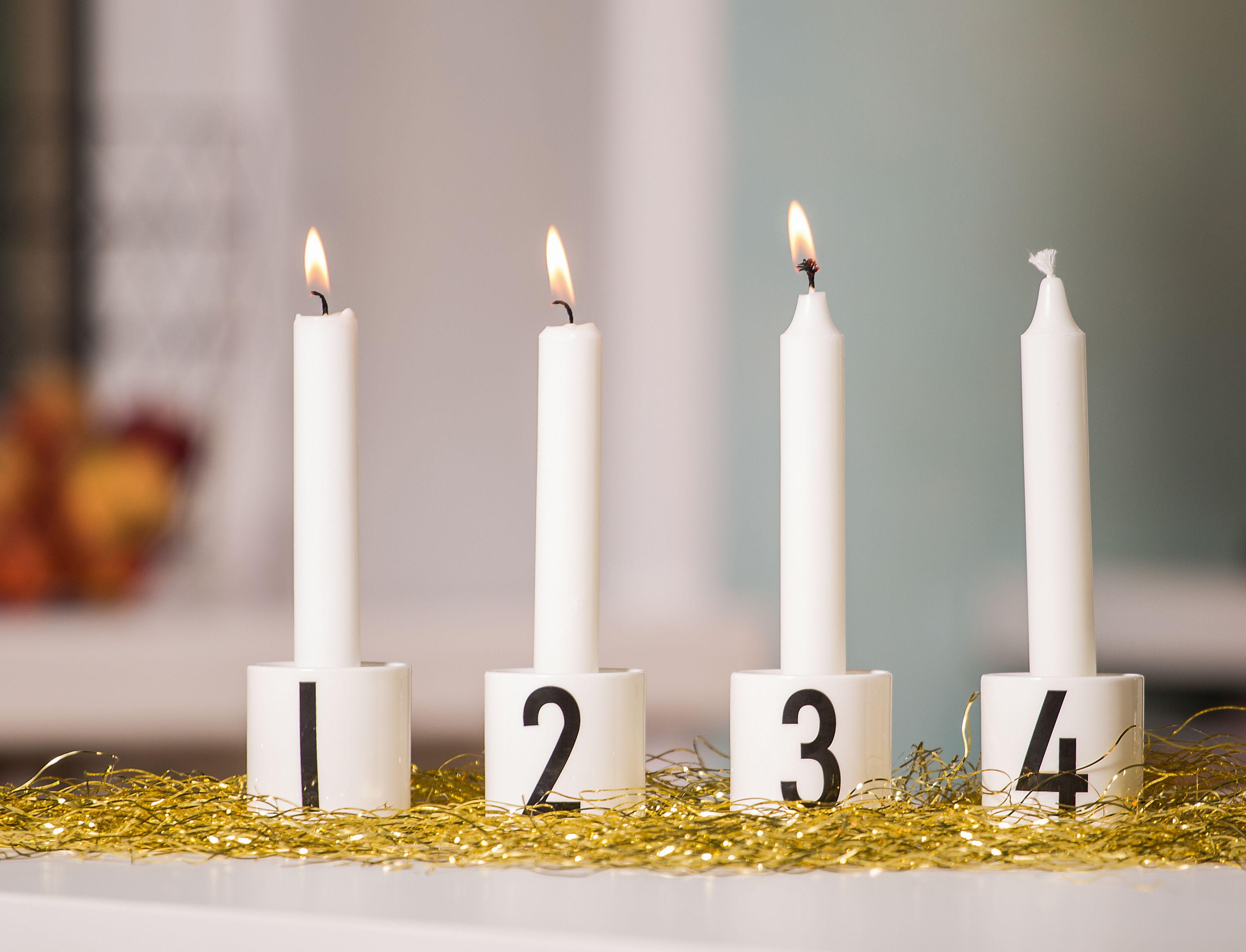 Advent Kerzen Weihnachtszeit Weihnachten Designletters