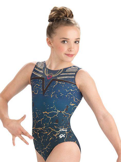 5d859b8d126e Evie Leotard from GK Elite | Descendants | Leotards, Gymnastics ...