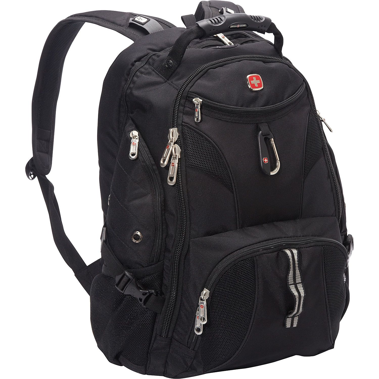 Swissgear Travel Gear Scansmart Backpack Free Shipping