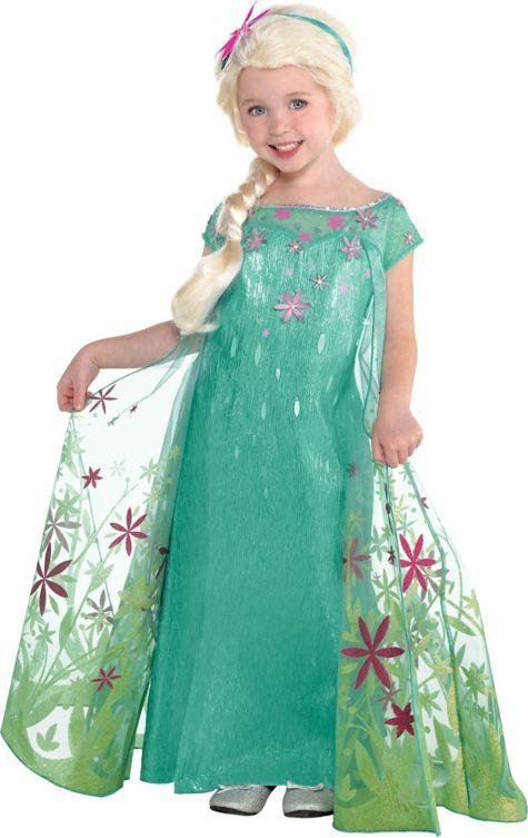 Frozen Fever Costumes and Halloween costumes - frozen halloween decorations
