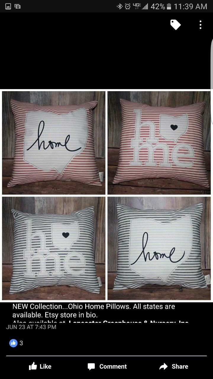 Pin by Lisa Downs on pillows Cards, Etsy store, Pillows