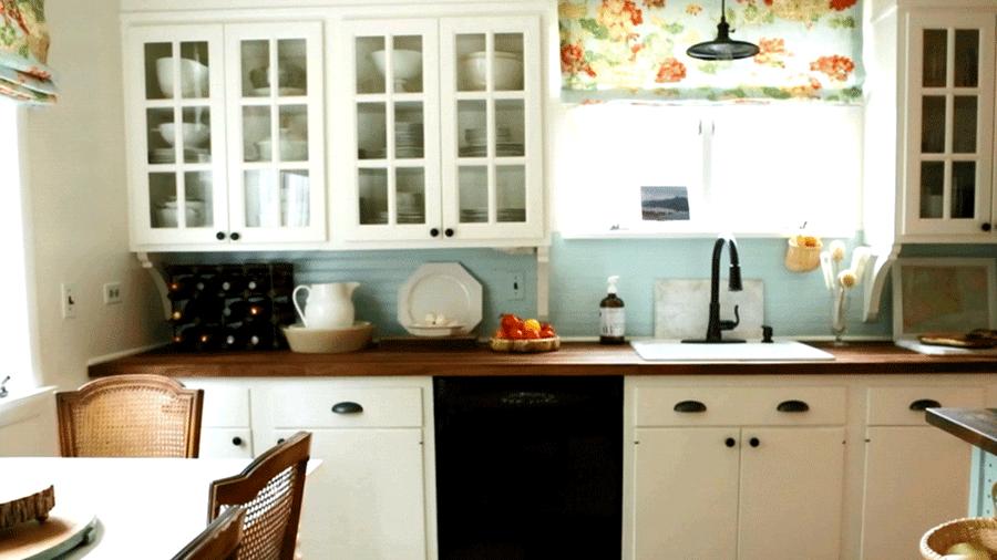 Wie Malen Sie Ihre Küchenschränke Dies ist die neueste Informationen ...