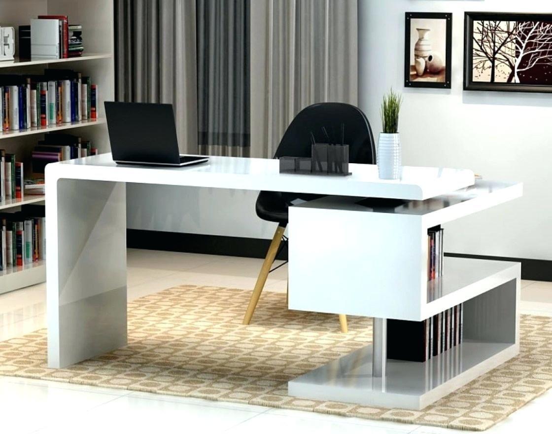 White Gloss Office Desk Ebay - organizing Ideas for Desk Check more ...