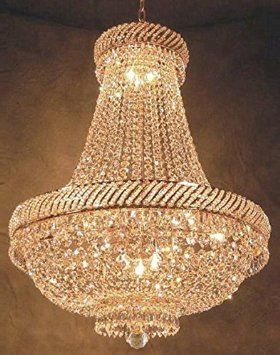 French Empire Crystal Chandelier Chandeliers Lighting H26 X
