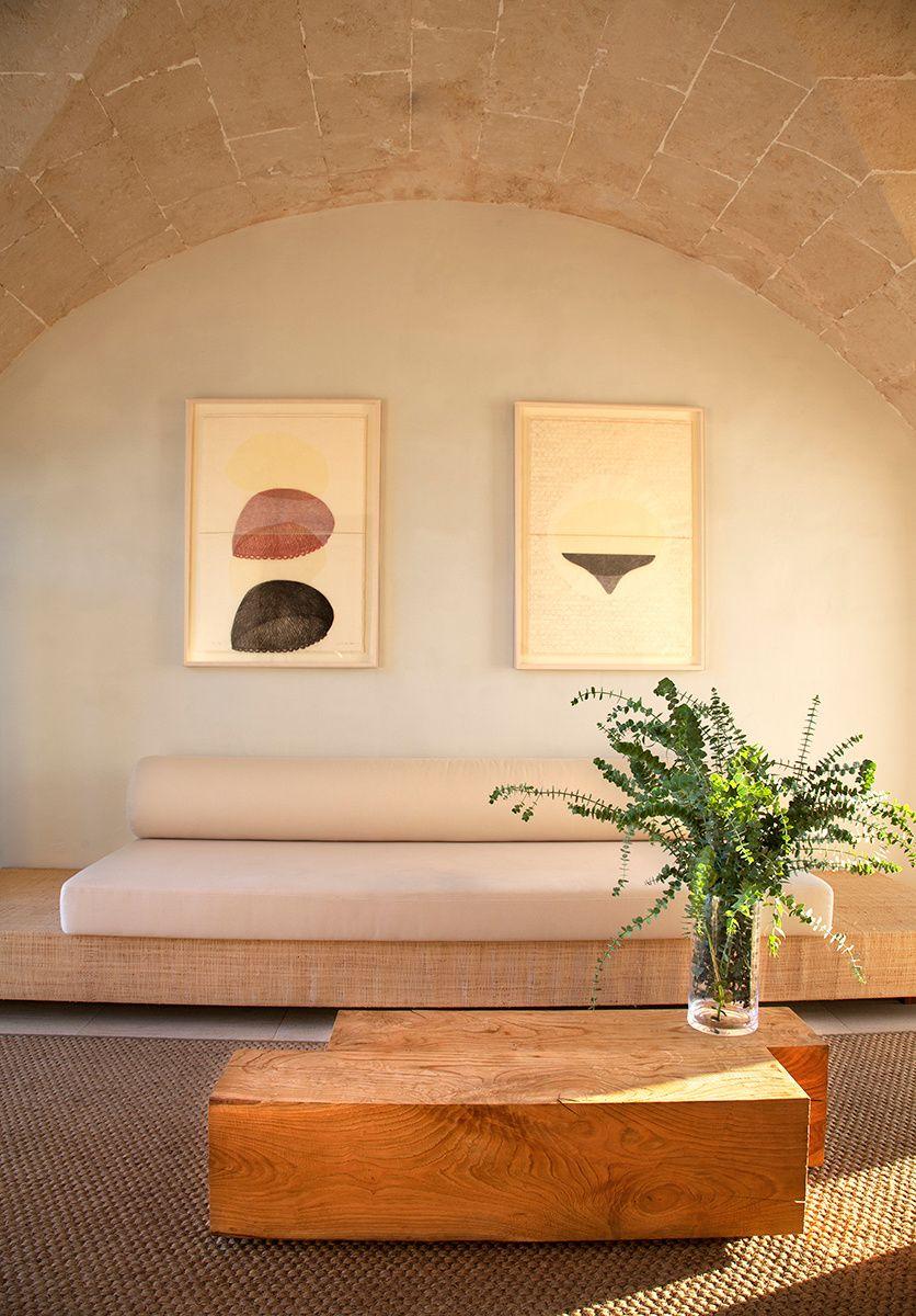 Torralbenc (Menorca) | Interiors, Spaces and Living rooms