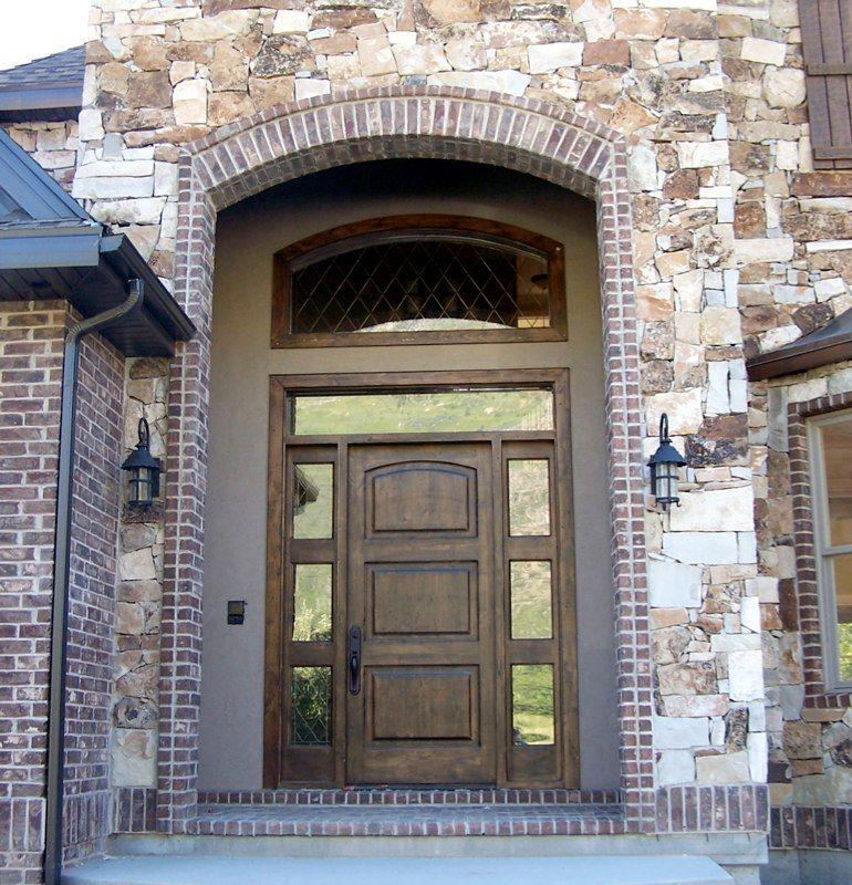 Alder Custom Door Alder Door Custom Doors Exterior