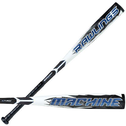 Machine BBCOR Approved High School/Collegiate Baseball Bat (-3)