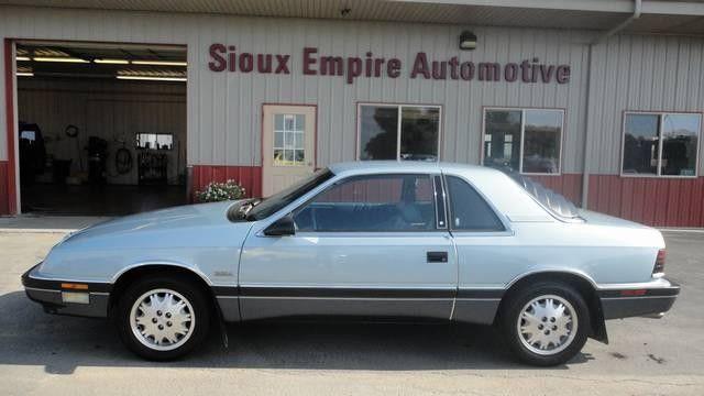 1987 chrysler lebaron Bing Images Chrysler lebaron