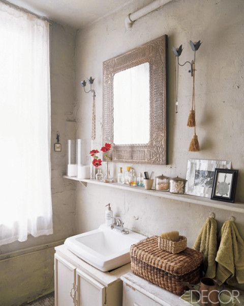 Manhattan New York Studio Apartments: Notes: In The Bathroom Of A Manhattan Apartment, Ralph
