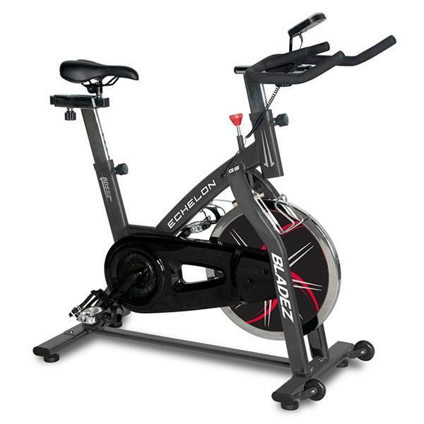 Bladez Fitness Echelon Gs Indoor Cycle With A Large 40lb Flywheel