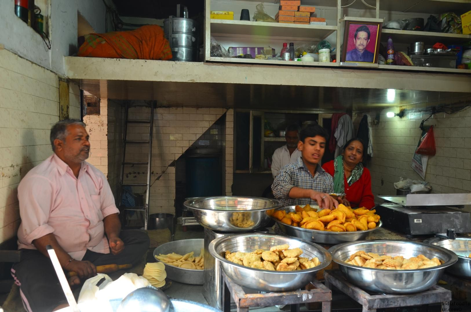 In Every Food Walk Visitors Sample A Number Of Must Eat Local
