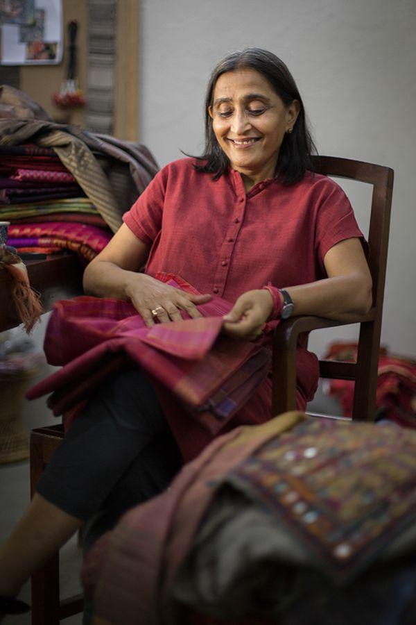 In the studio of Neeru Kumar - Elle Decor on Behance