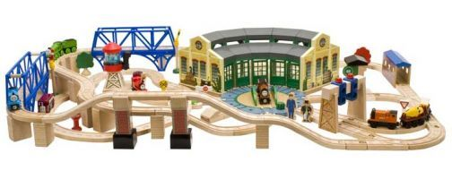 Tidmouth Sheds Deluxe Set - the supreme Thomas & Friends wooden ...