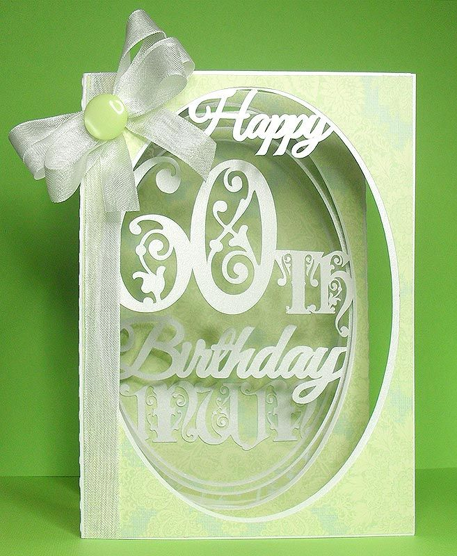 birthday 60 card card and envelope ideas Pinterest – 60th Birthday Card Mum