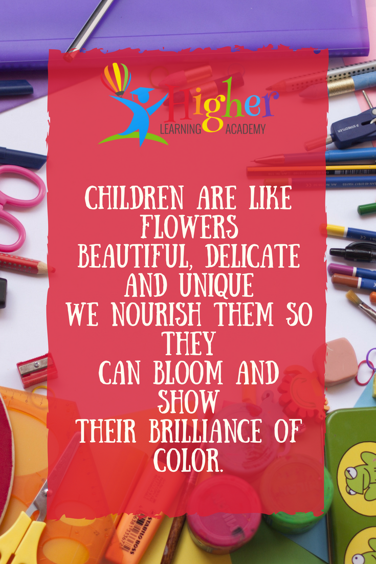 Quotes About Children And Flowers