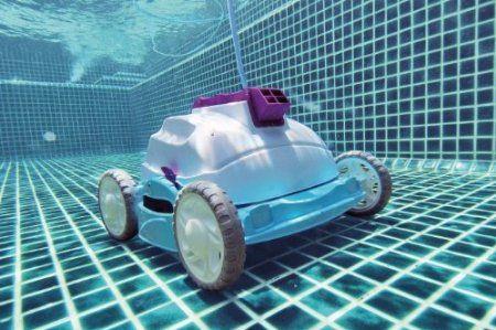 Amazon.com: Kokido E-Jet Robotic Automatic Vac Swimming Pool ...