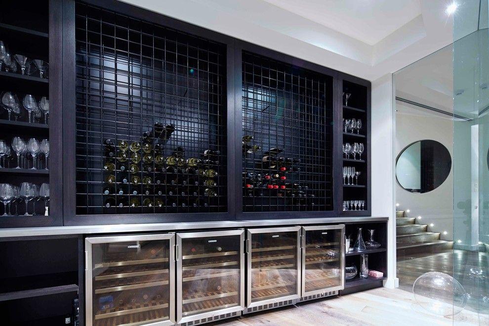 Modern Wine Racks Wine Cellar Contemporary With Wine Fridge Wine Fridge Built In Wine Cellar Wine Fridge Home Wine Cellars Built In Wine Rack